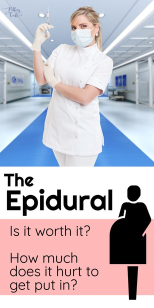 """An """"epidural"""" is a nebulous process that you probably have a lot of questions about. What does it it feel like, look like -- does it hurt? Let an L&D nurse of 17 years answer your questions! via @pullingcurls"""