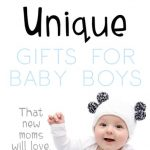 Unique Clothing Gifts for Baby Boy