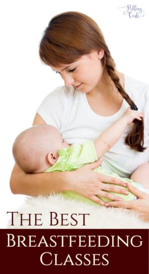 when should I take a breastfeeding class?