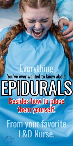 epidurals