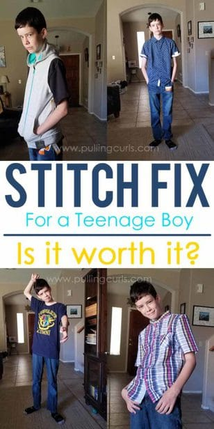 Stitch fix for teen boys
