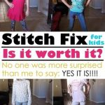 Tween Kids Stitch Fix Review:  A subscription box for modest tween girls