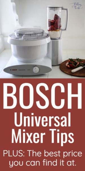 Bosch mixer at Costco