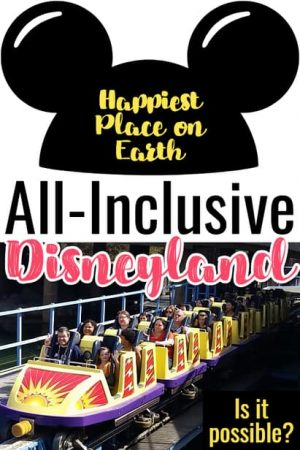Disneyland family vacation packages all inclusive