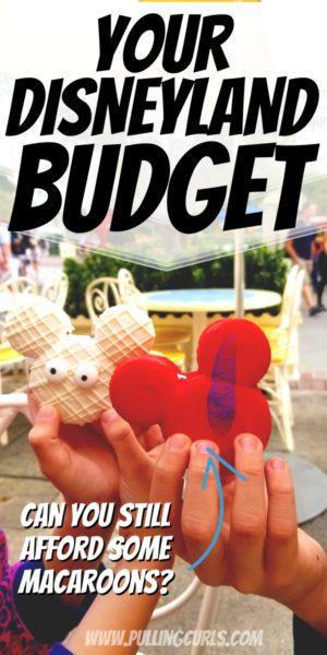 how much spending money for Disneyland