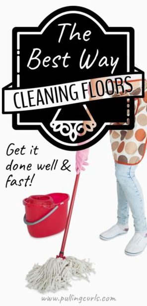 the best way to clean floors