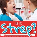is it strep?