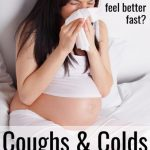 cough drops in pregnancy