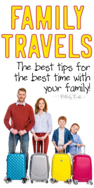 family travel ideas