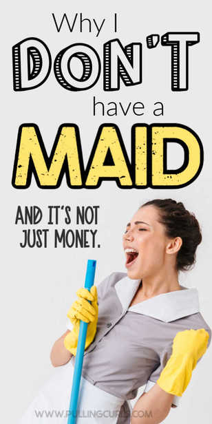 Is there a reason to NOT have a maid? via @pullingcurls