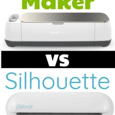 cricut vs the Silhouette