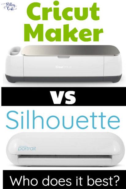 Cricut Maker vs Silhouette: A dummy's guide to set-up
