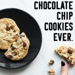chocolate chip cookies for families