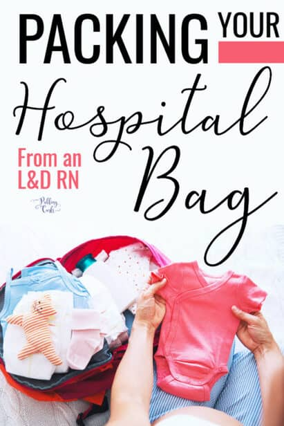 image regarding Printable Hospital Bag Checklist for Labor and Delivery named What in the direction of pack inside of Your Medical center Bag: Your Labor Transport