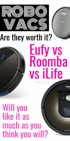which robot vacuum is better eufy or iLife?