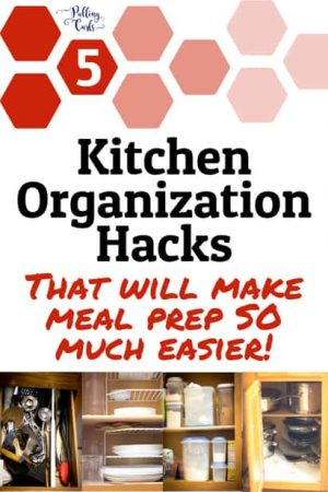 organize my kitchen