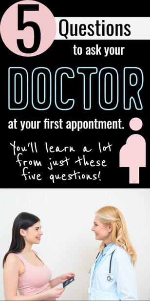 what to talk to your doctor about