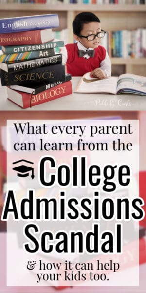 learn from college admissions