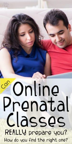 online prenatal classes
