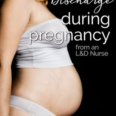 Discharge in pregnancy is almost like a crystal ball to a lot of ladies.  We're going to talk about color, consistency and how it relates to the changes your body goes through during pregnancy.