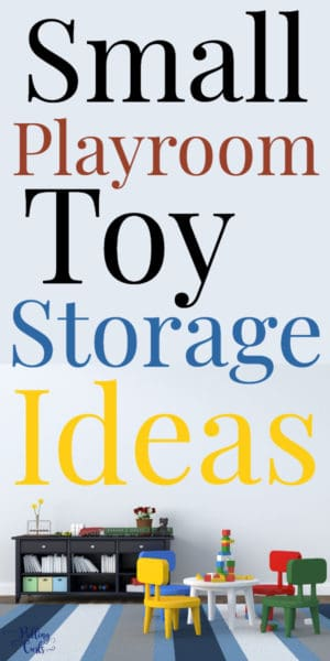 playroom toy storage