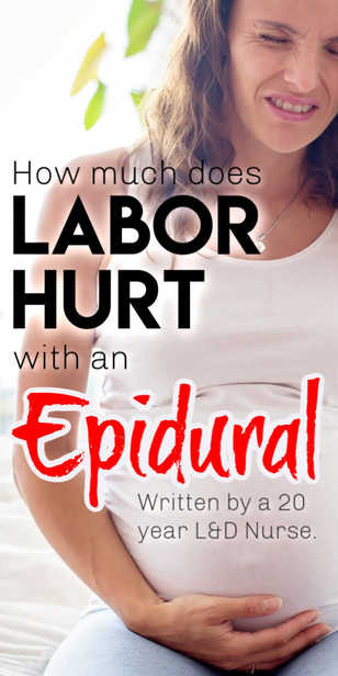 Epidural anesthesia takes away about 80% of labor pains. This will tell you why you should plan on still having some pain and feeling contractions, allowing you to push during a normal vaginal delivery. Why shouldn't labor be painless? via @pullingcurls