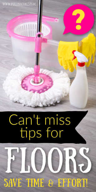 Best tips for cleaning tile floors. via @pullingcurls