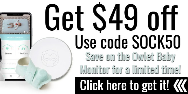 The Owlet Cam ~ A way to keep EYES on your baby, when you want