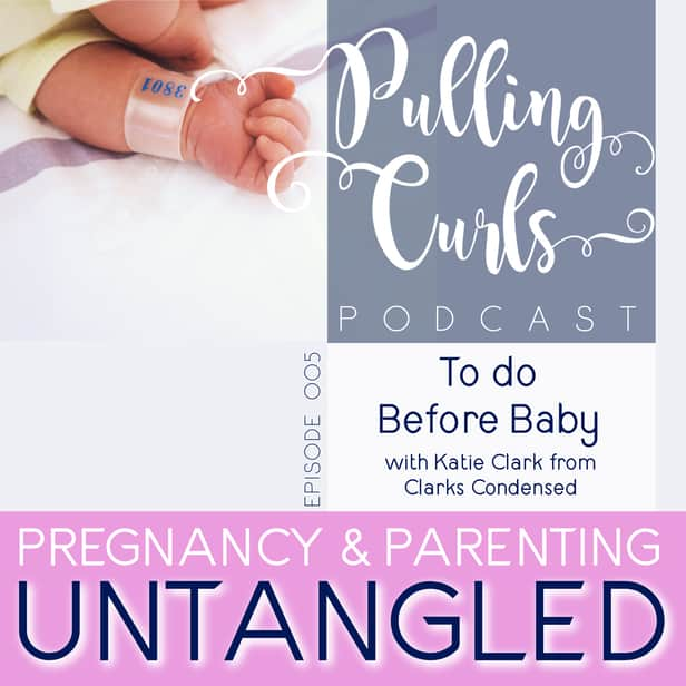 Pulling Curls Podcast: Pregnancy & Parenting Untangled
