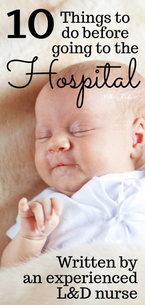 What to do before the hospital. hospital checklist for mom to be   baby   labor   pregnancy   pregnant   labor and delivery   hospital bag via @pullingcurls