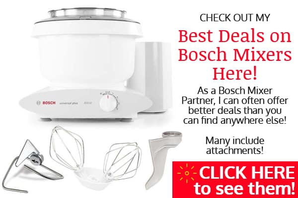 Looking for the Bosch Mixer at Costco? ~ The best deal since ...