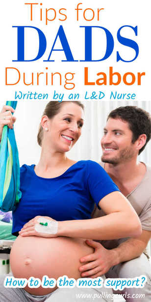 What are the best things dads can do in labor? via @pullingcurls