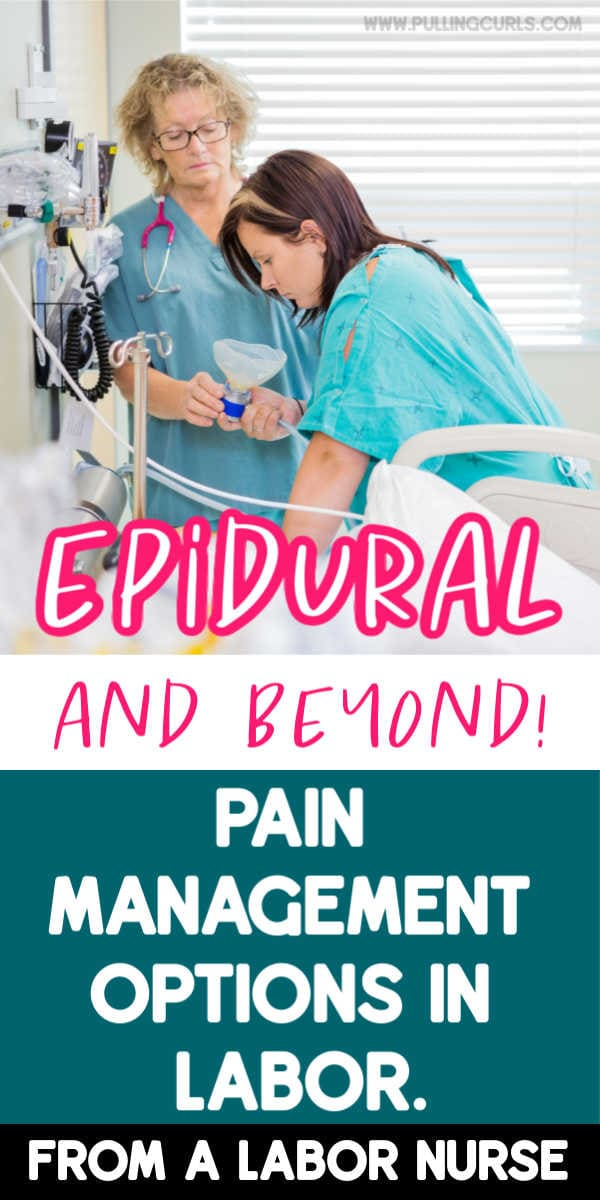 what are the options for pain management in labor? via @pullingcurls