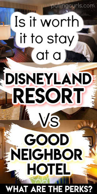 You might already know there are three Disneyland Resort Hotels, but do you know all the perks of staying at one of them? Honestly, guys, I've never stayed in a park hotel. SO, I asked my friends at Get Away Today to share the benefits of staying at a Disneyland Resort Hotel, so you can see why it's worth it for your next vacation. via @pullingcurls