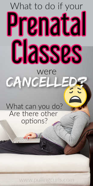 What to do if your Hospital Birthing Class was Cancelled via @pullingcurls