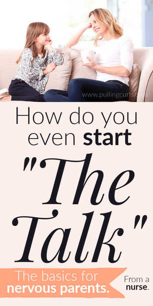 How do you talk to your kids about sex. What age do you start, what do you say and how do you say it? Are there any good supportive books? via @pullingcurls