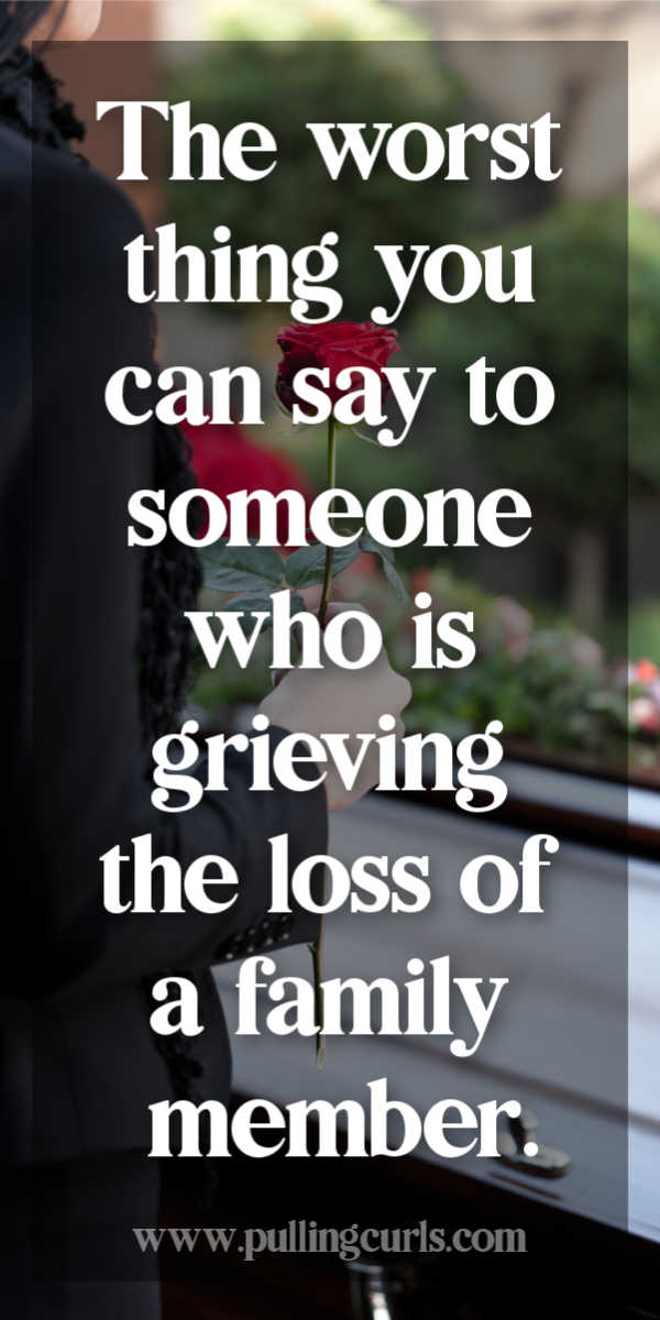 What to say to someone who has lost a spouse, and how to manage it yourself. via @pullingcurls