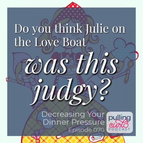 Do you think Julie on the Love Boat was this judgy?
