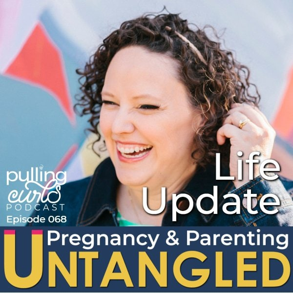 Episode 068 / Life Update/ Hilary Erickson