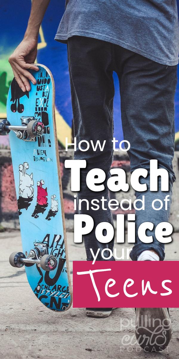 Tips for raising teens via @pullingcurls